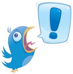 Эмблема Twitter