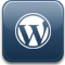 Значок wordpress
